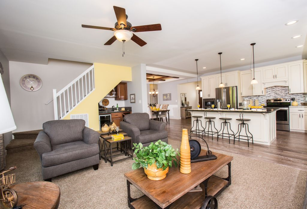 Featured Home Is Our R Anell Summit Baxter Ranch Commodore Homes