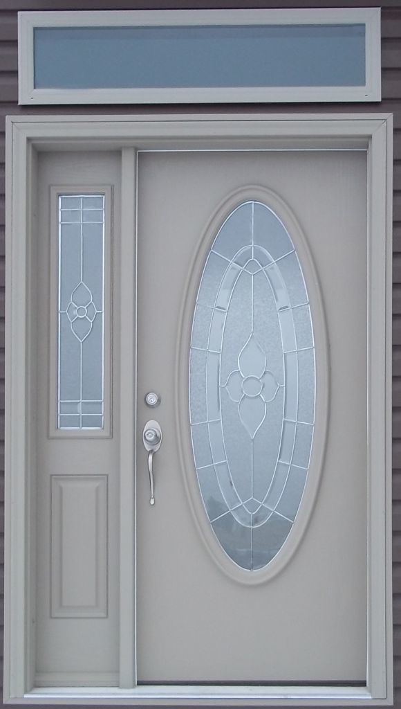 Windows commodore of indiana for Front door with transom above