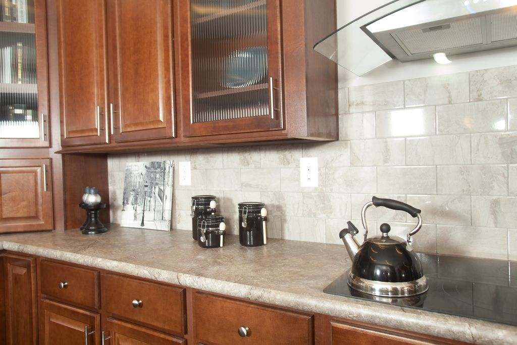 4 X8 Full Ceramic Backsplash