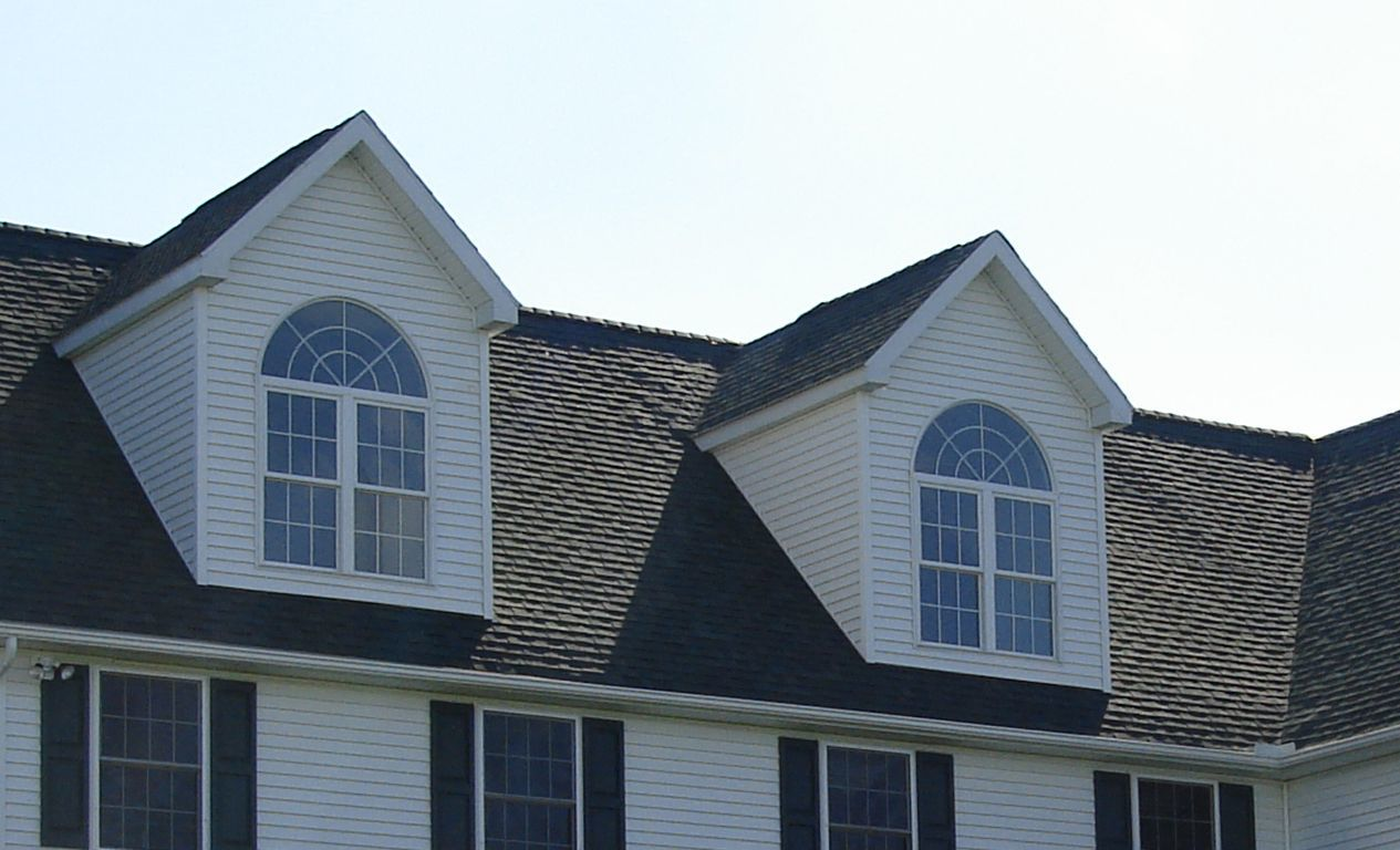 Great dormers for you 2018 for Cape dormers