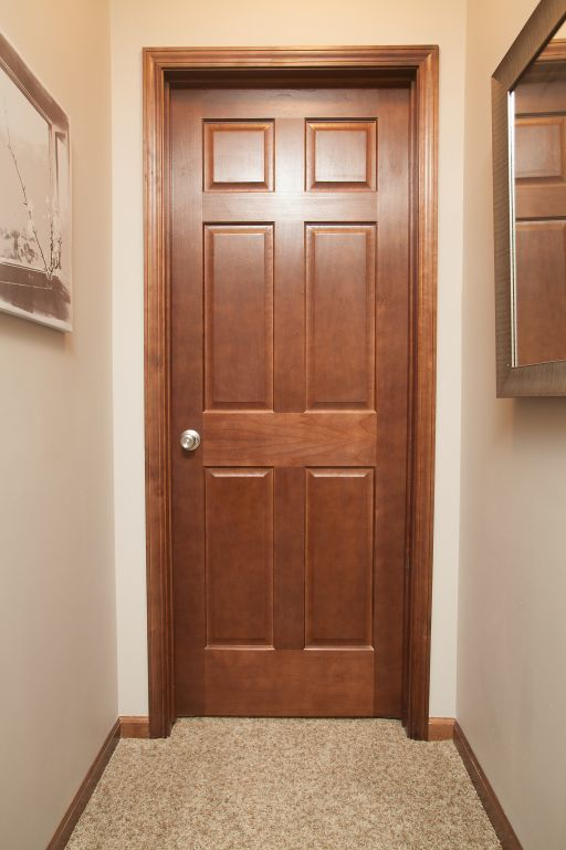 Charmant Sienna Maple Solid 6 Panel Doors