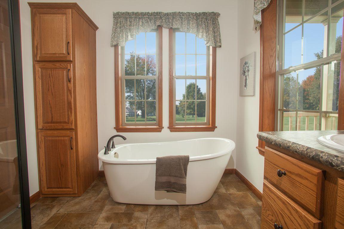 bathroom tubs showers pennwest homes