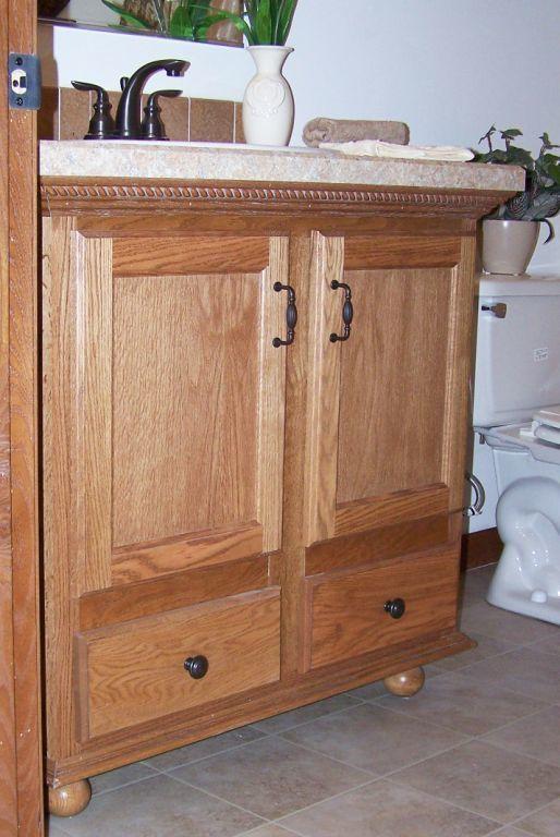Furniture Style Bath Vanity Pennwest Homes