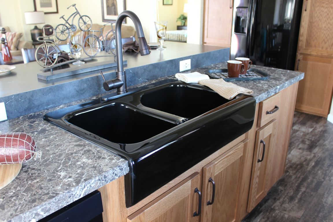 Kitchen Sinks Modular Homes By Manorwood Homes An Affiliate Of The Commodor
