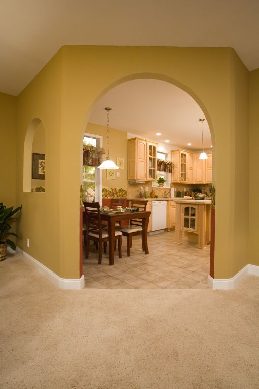 modular homes interior. Drywall Radius Arch Interior Walls  Modular Homes By Manorwood An Affiliate Of