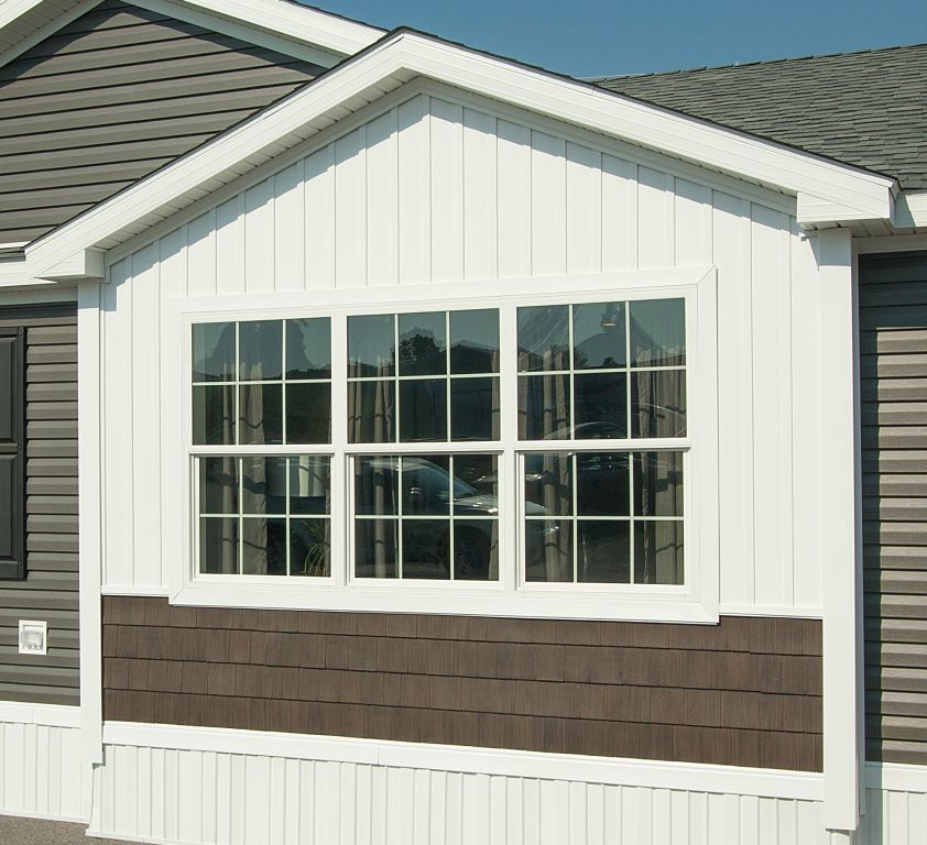 Siding commodore of pennsylvania for Vertical siding options