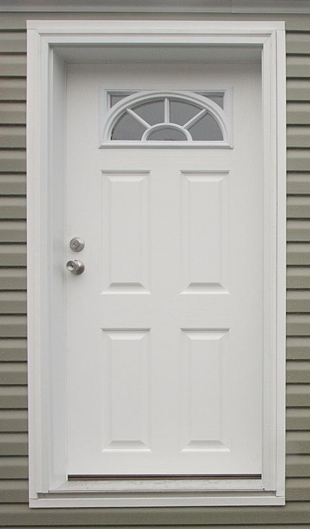 Expand & Sunburst Front Door | Commodore of Pennsylvania