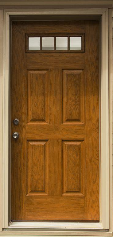 Expand & Craftsman Wood Grain Door | Commodore of Pennsylvania Pezcame.Com