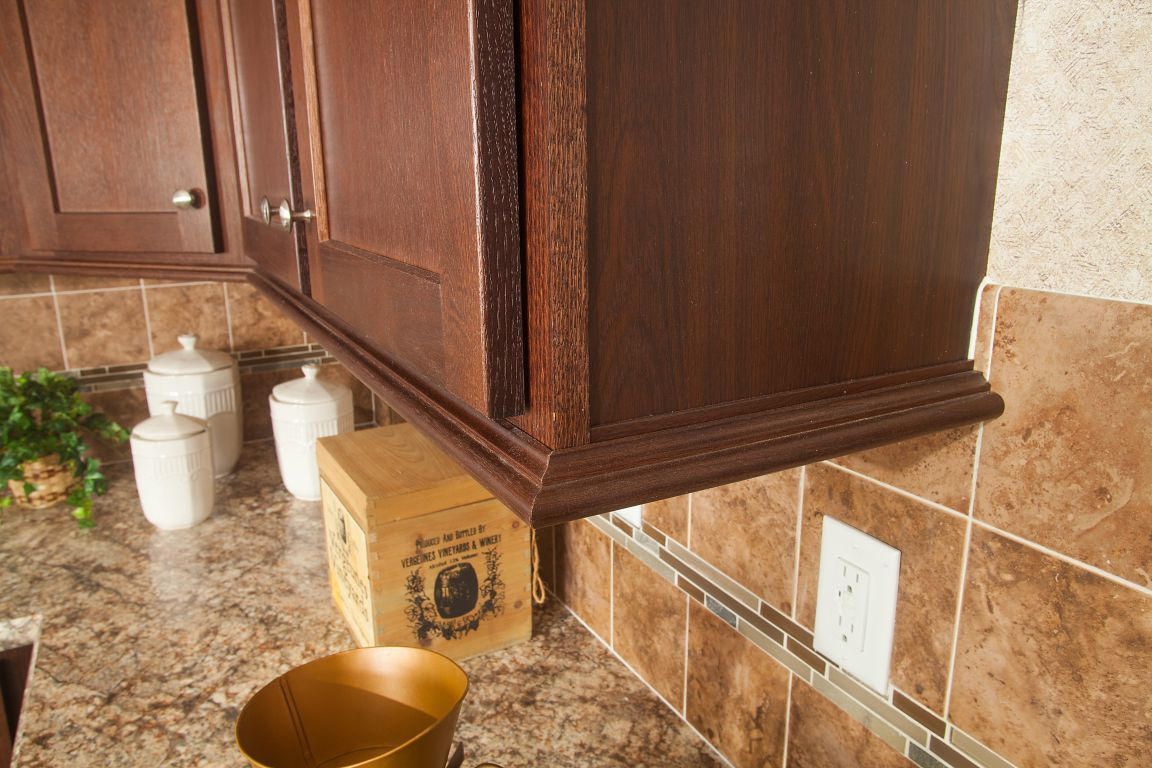 Under Cabinet Moulding Colony Homes