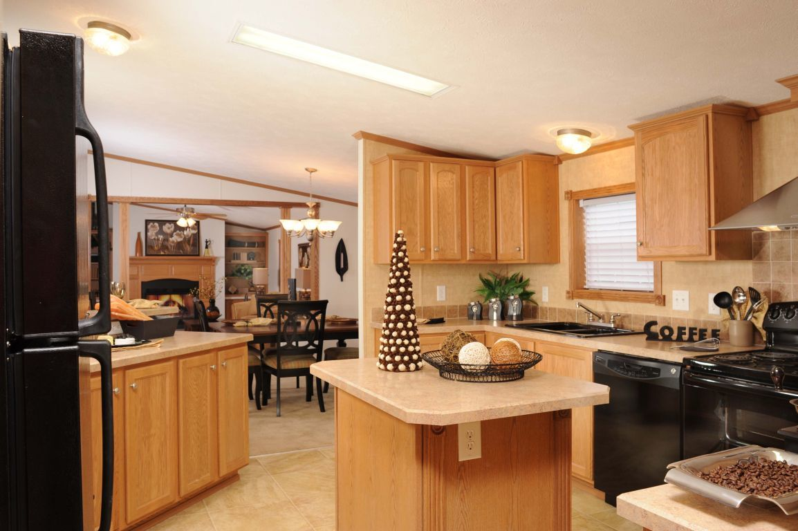 Gourmet Kitchen Onyx Gourmet Kitchen Modular Homes By Manorwood Homes An