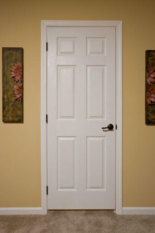 White 6 Panel Doors Colony Homes