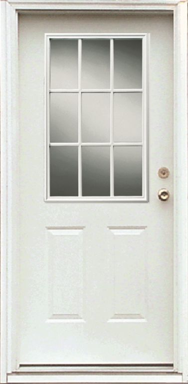 Exterior Doors R Anell Homes
