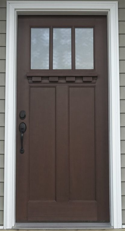 Exterior Doors | R-Anell Homes