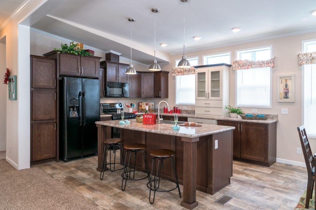 messina - Kitchen View Custom Cabinets