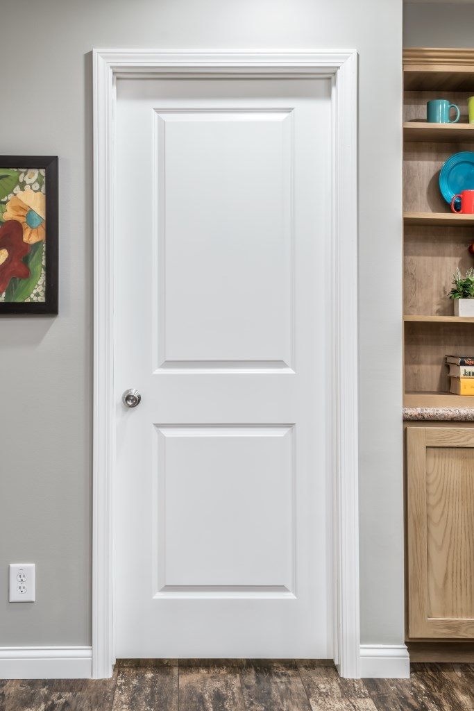 Craftsmen White 2-Panel Doors & Interior Doors u0026 Moulding | Commodore of Indiana