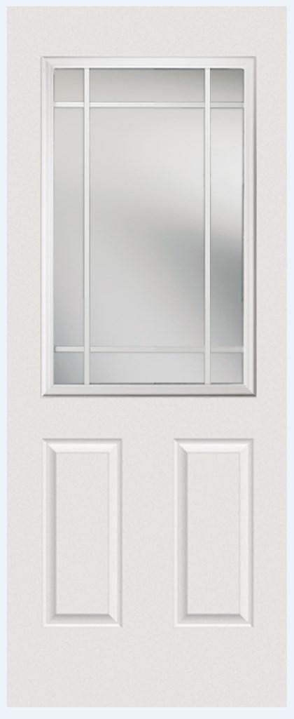Std. 9 Lite Perimeter Prairie Front Door