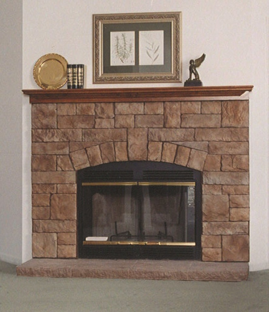 fireplaces r anell homes
