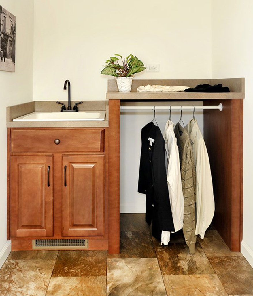 Utility Room Laundry Table Pennwest Homes