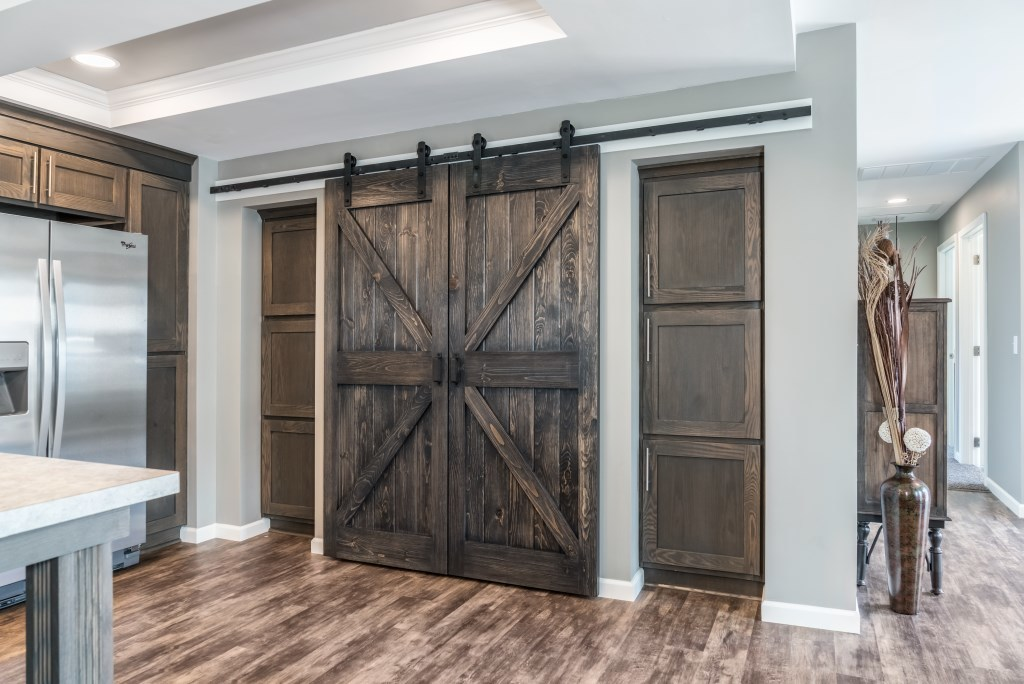 Sliding Barn Doors Modular Homes By Manorwood Homes An