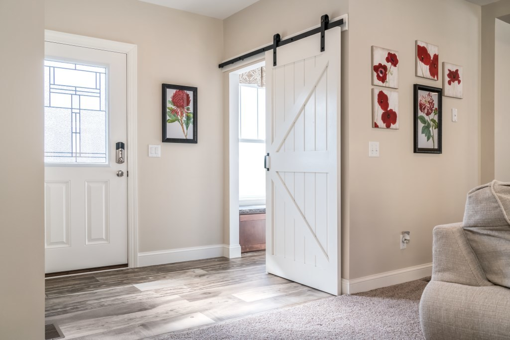 Sliding Barn Doors Pennwest Homes