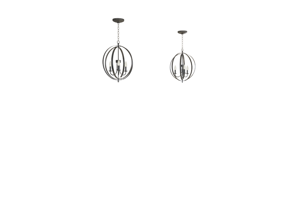 Stem Light - Brushed Nickel