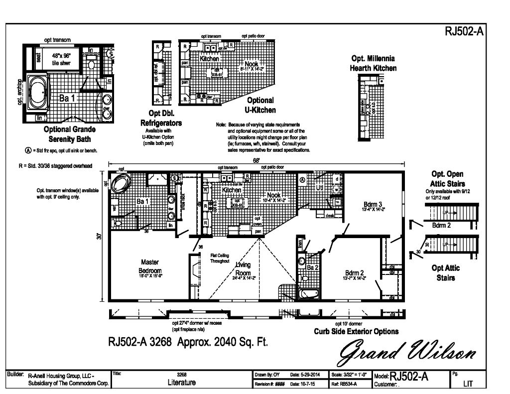Rockbridge Modular Homes Grand Wilson Rj502a Find A Home Wiring Diagram Overview