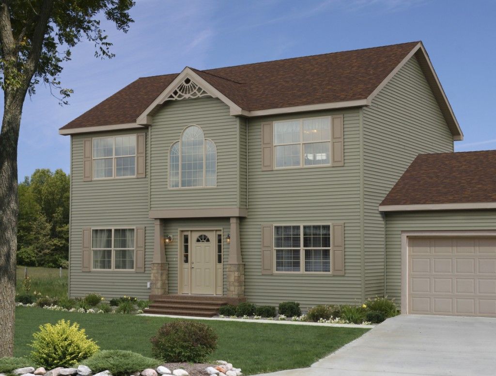 manorwood two story homes stonewall ns310a find a. Black Bedroom Furniture Sets. Home Design Ideas