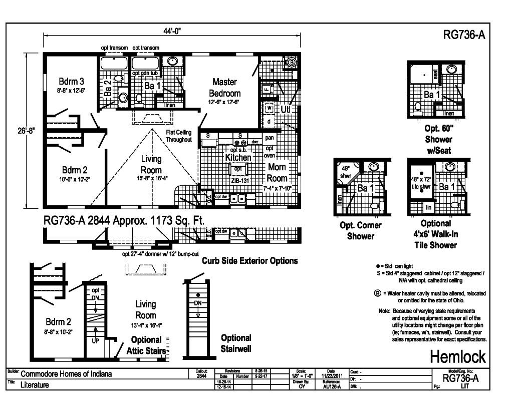 Commodore Mobile Home Electrical Wiring Plan Opinions About Junction Box Grandville Le Modular Ranch Hemlock Rg736a Find A Rh Commodorehomes Com Schematics Outlet