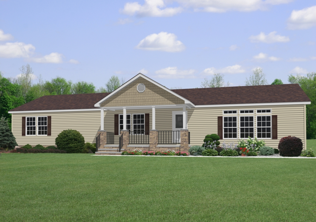 Richland Ranch Gf777a Find A Home Commodore Homes