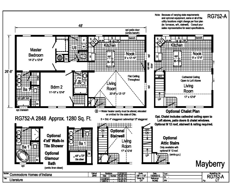 grandville le modular ranch - mayberry