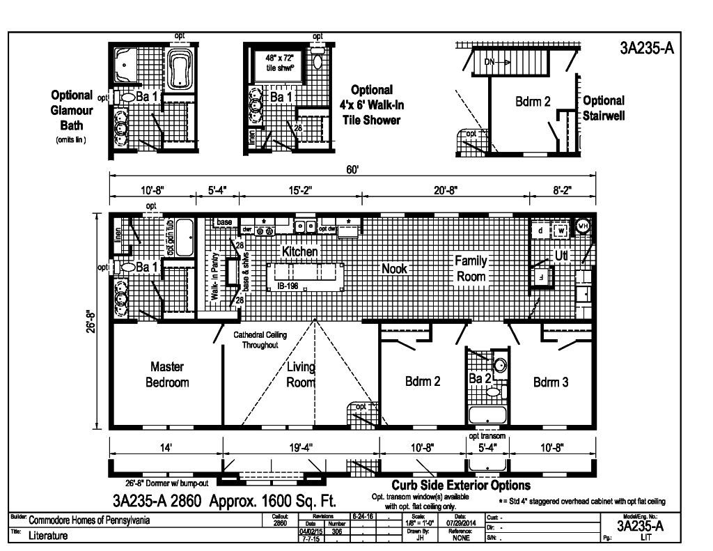 commodore homes floor plans u2013 meze blog