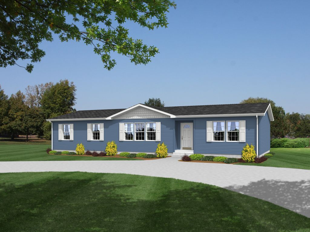 Modular Home Floor Plans Michigan Richland Elite Ranch Gf901a Find A Home Commodore